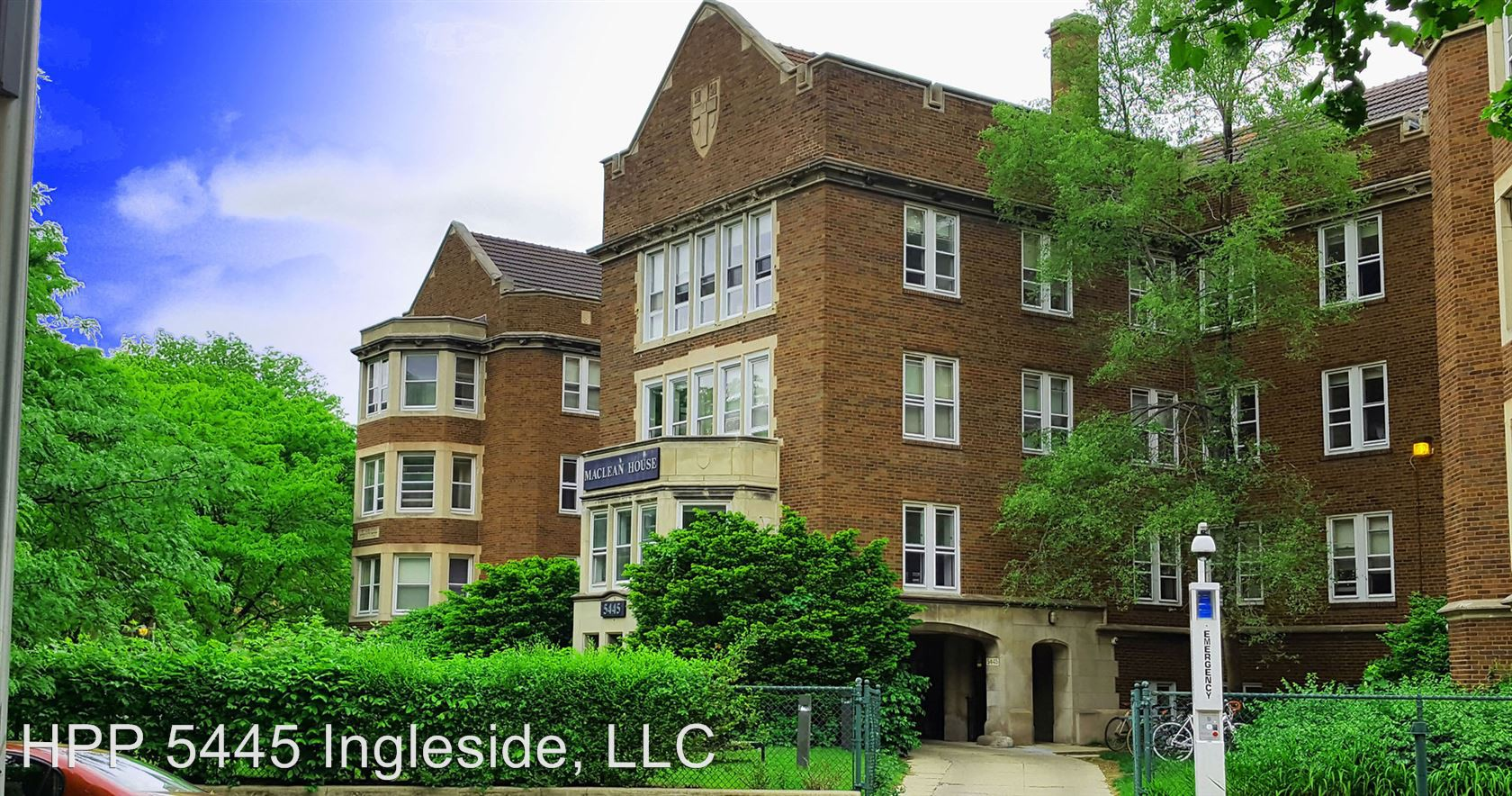 5445 S. Ingleside Ave rental