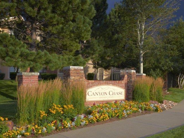 Canyon Chase Apartments rental
