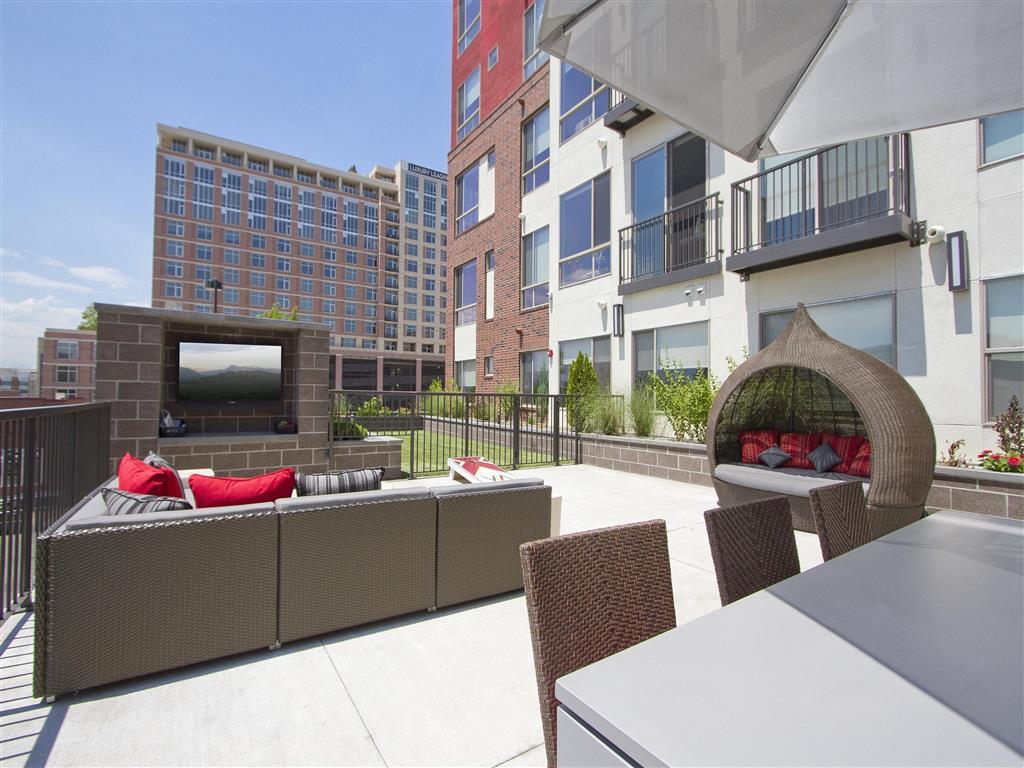 Via Apartments rental
