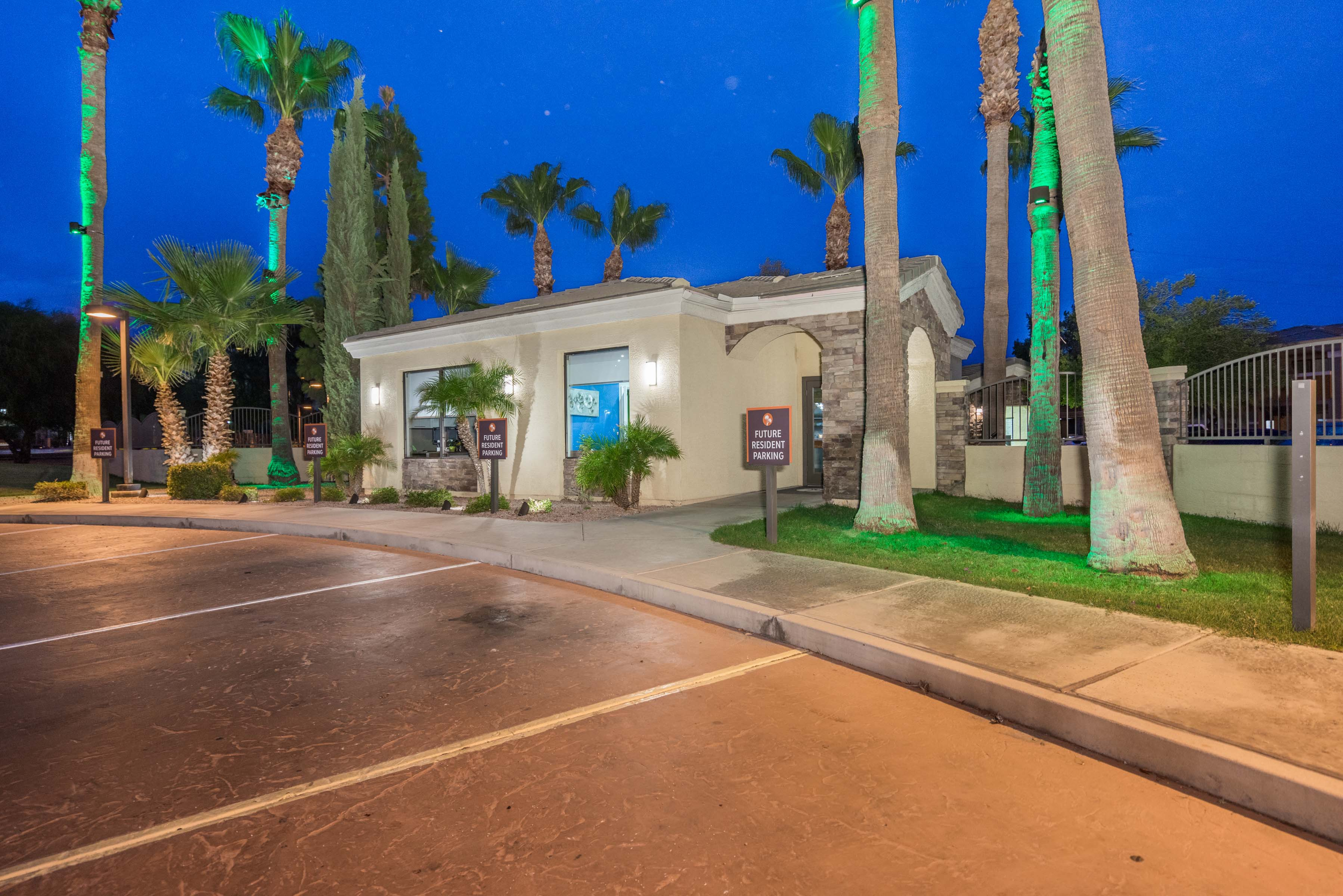 Palm Trails Apartments
