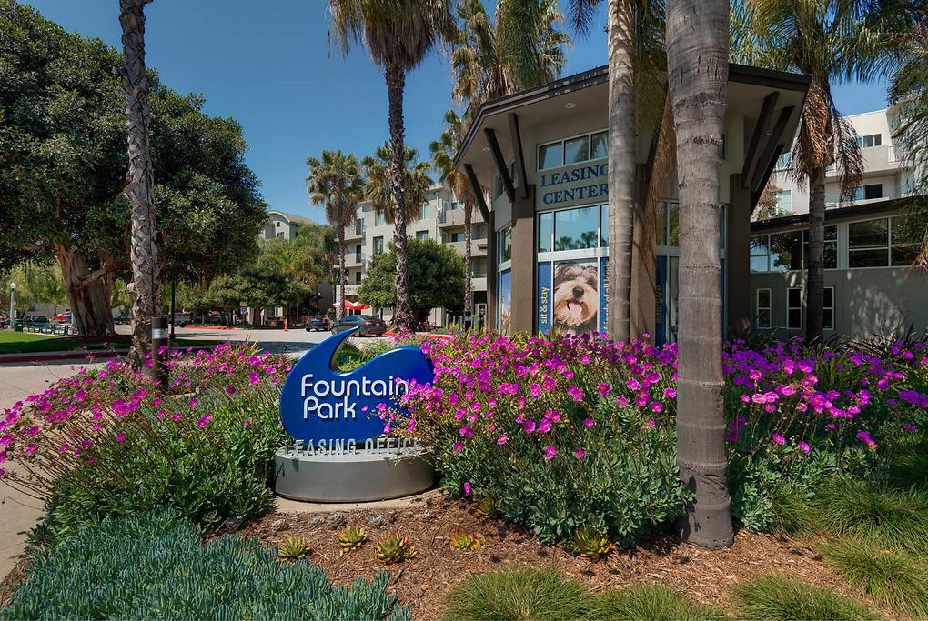 Fountain Park at Playa Vista for rent