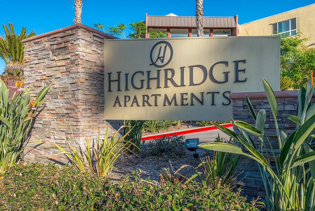 Highridge for rent