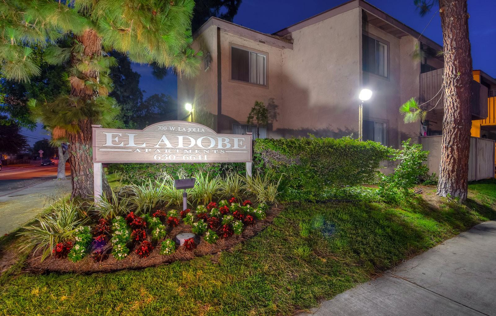Apartments Near CSU Fullerton El Adobe for Cal State Fullerton Students in Fullerton, CA