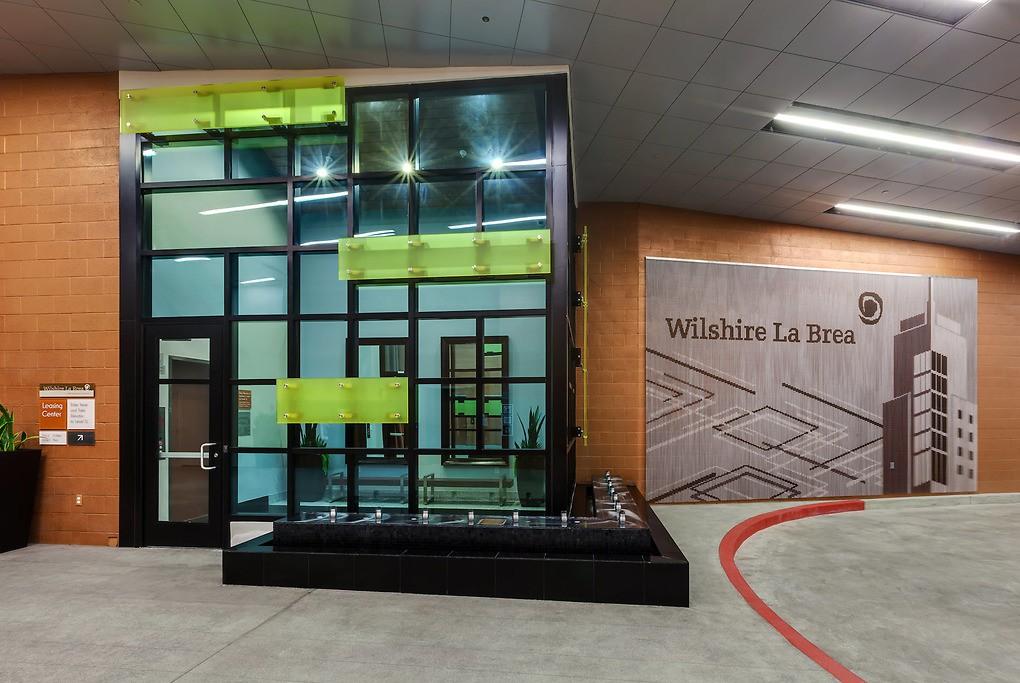 Wilshire La Brea for rent