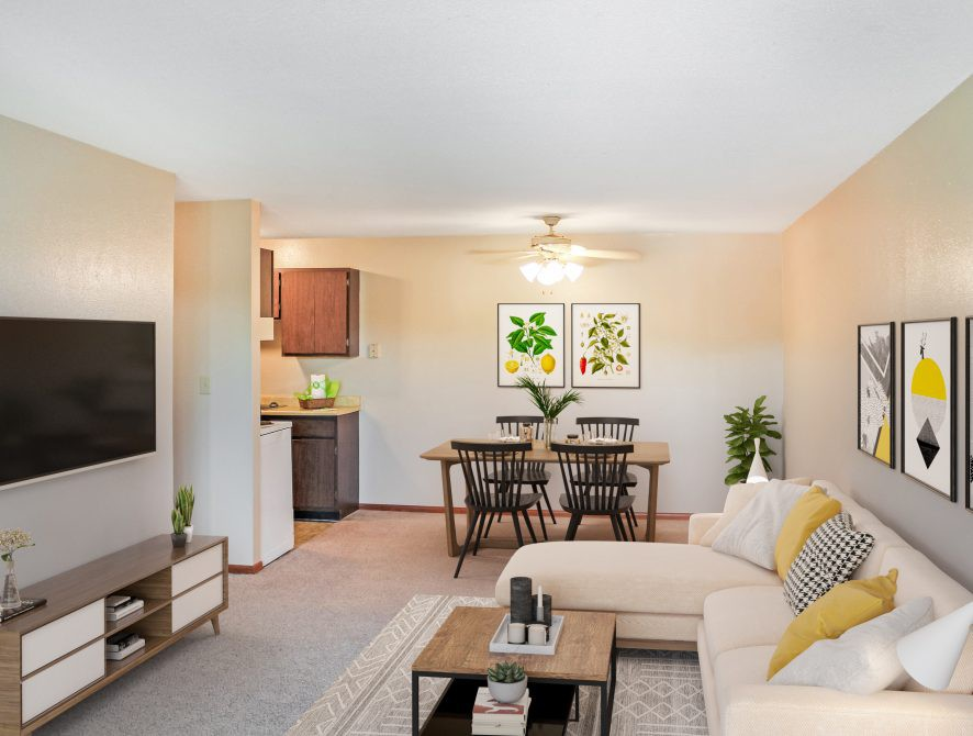 Apartments Near Augie Kings Kourt Apartments for Augustana College Students in Sioux Falls, SD