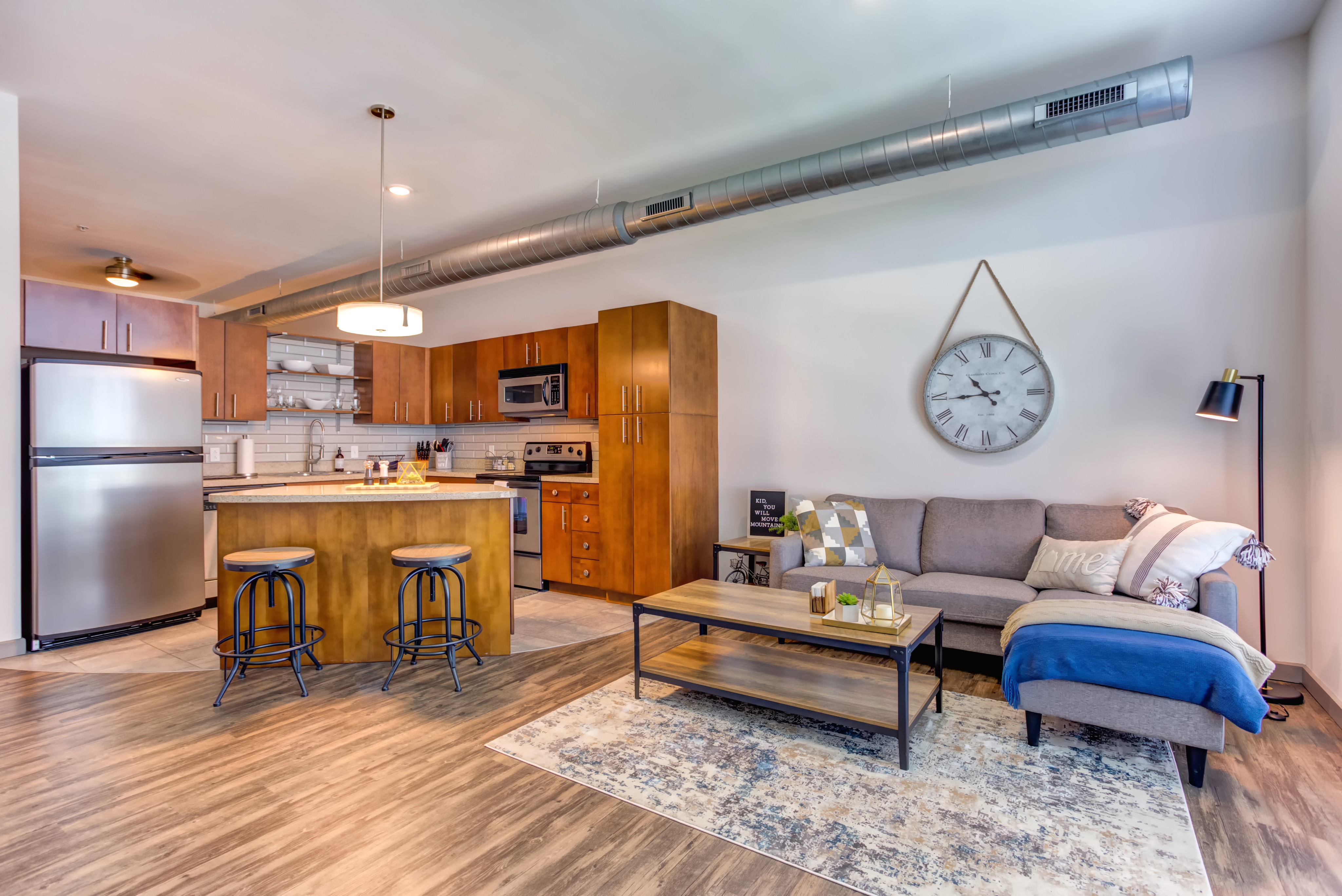 Lofts at the Highlands for rent