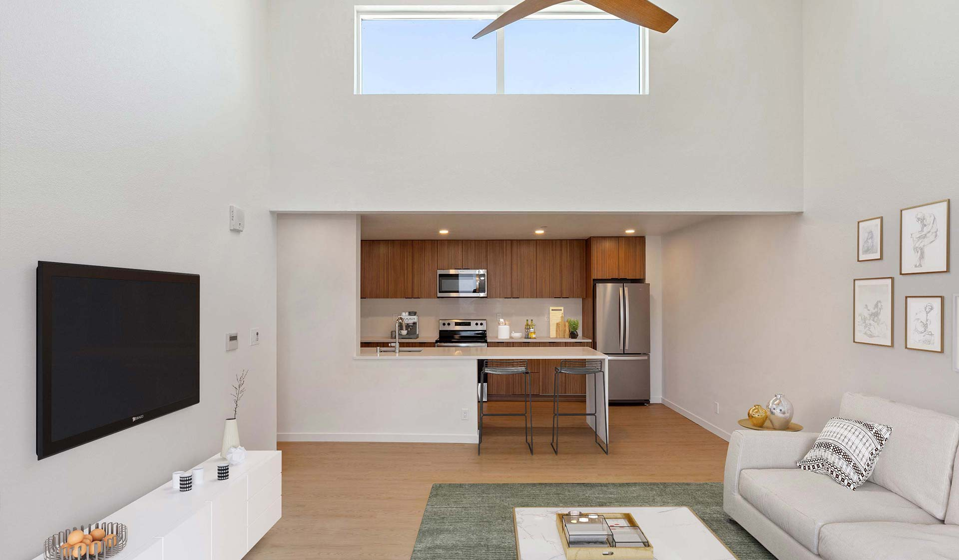 707 Leahy Apartments for rent