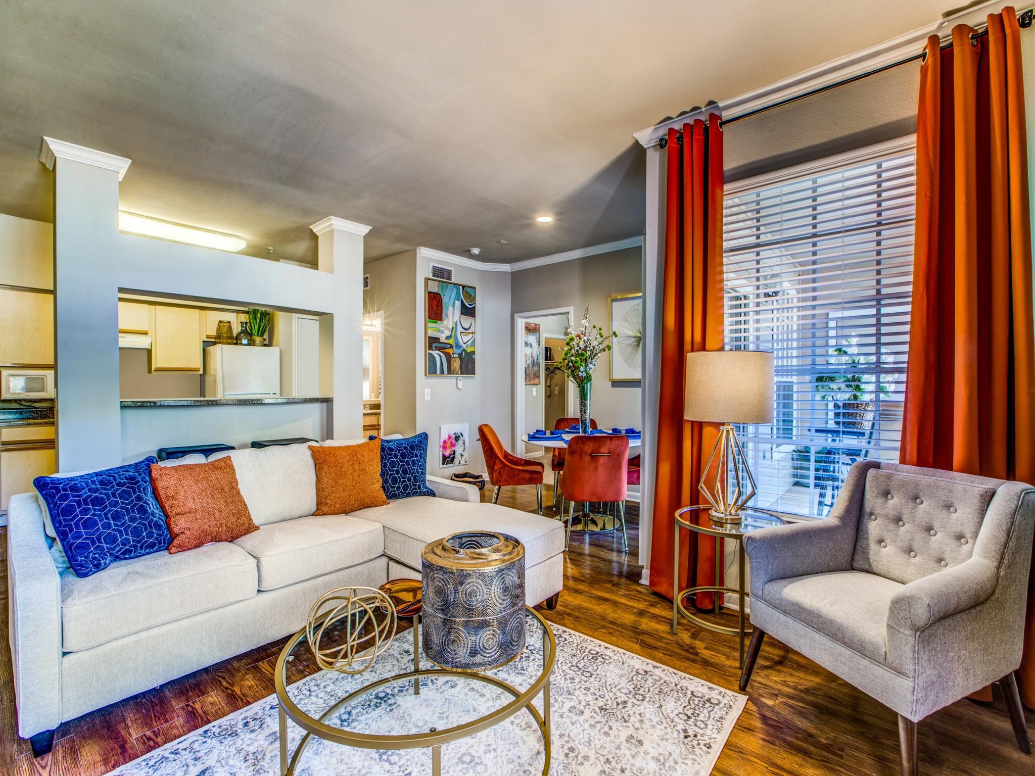 Mandolin Apartments for rent