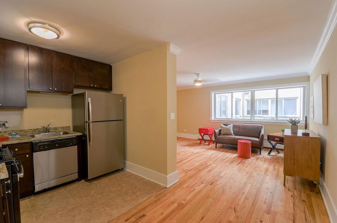 6710 N. Sheridan for rent