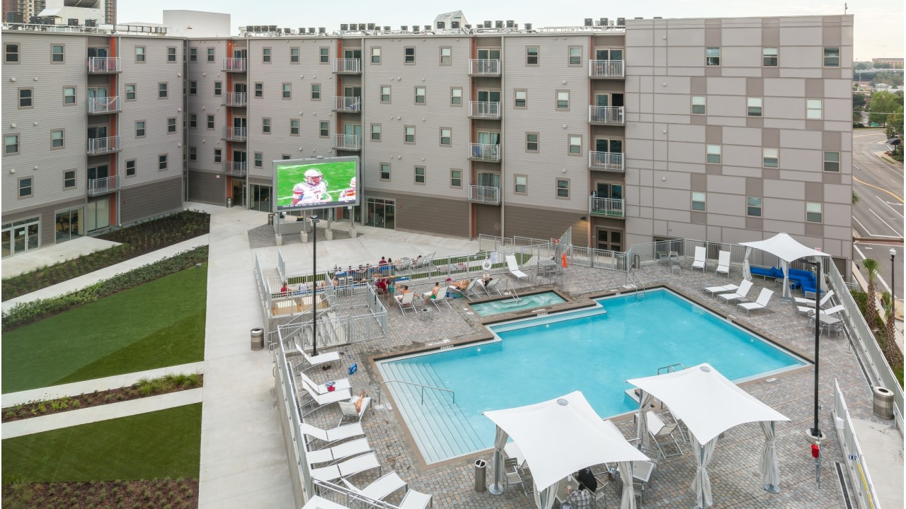 Apartments Near FSU Student Housing - Onyx for Florida State University Students in Tallahassee, FL