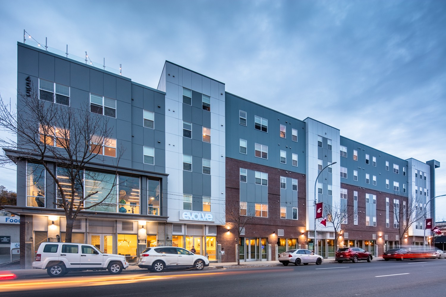 Apartments Near University of Idaho Student Housing - Evolve on Main for University of Idaho Students in Moscow, ID