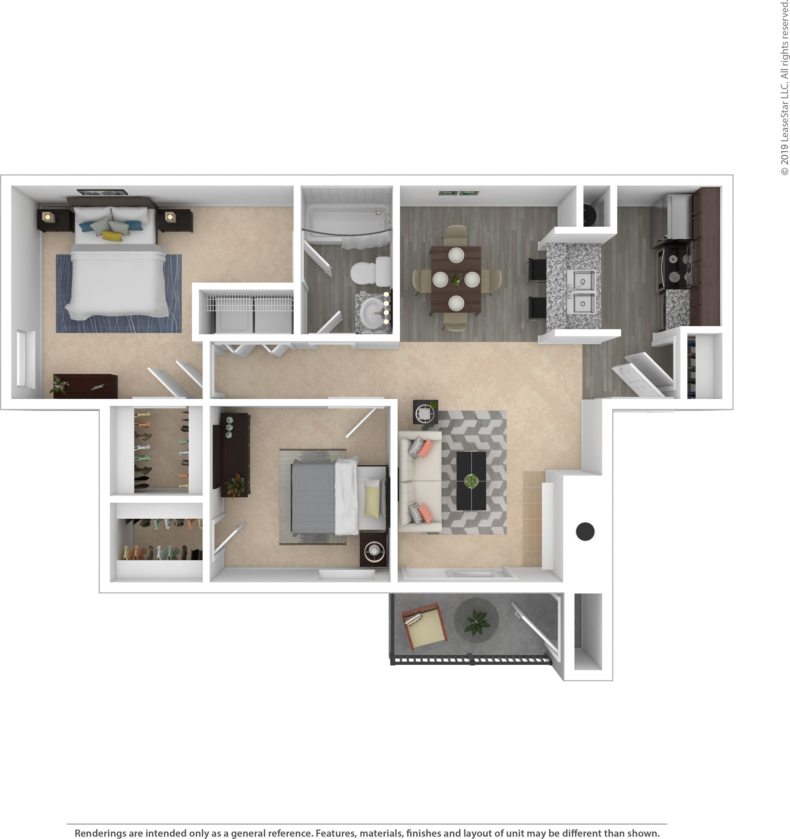 Coronado Apartments rental
