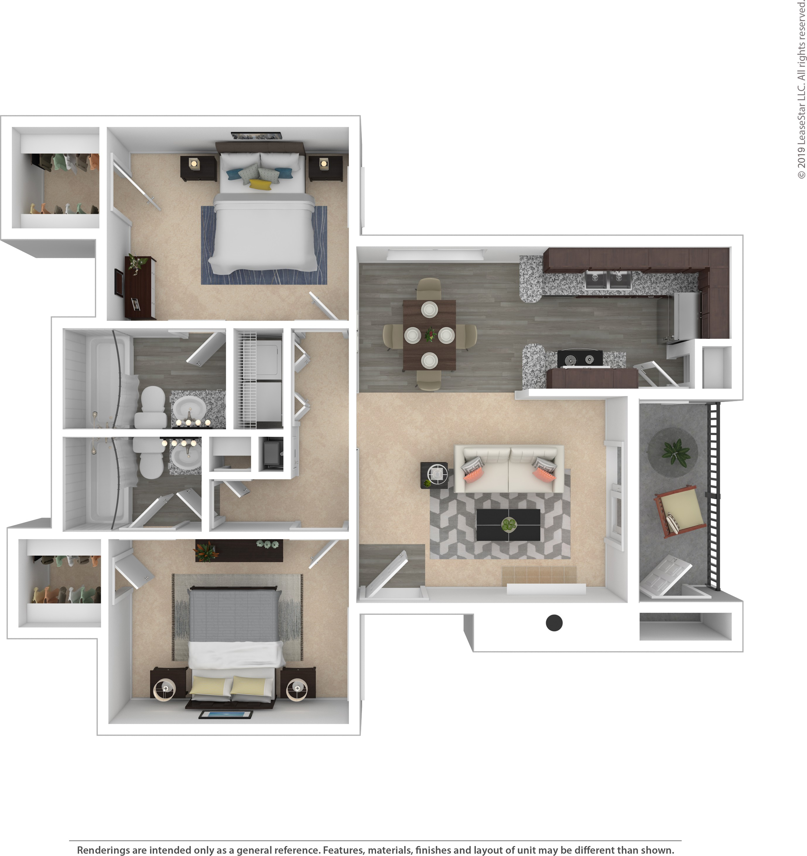 Live at Coronado Apartments