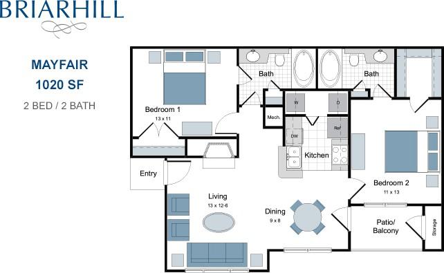 Briarhill Apartment Homes