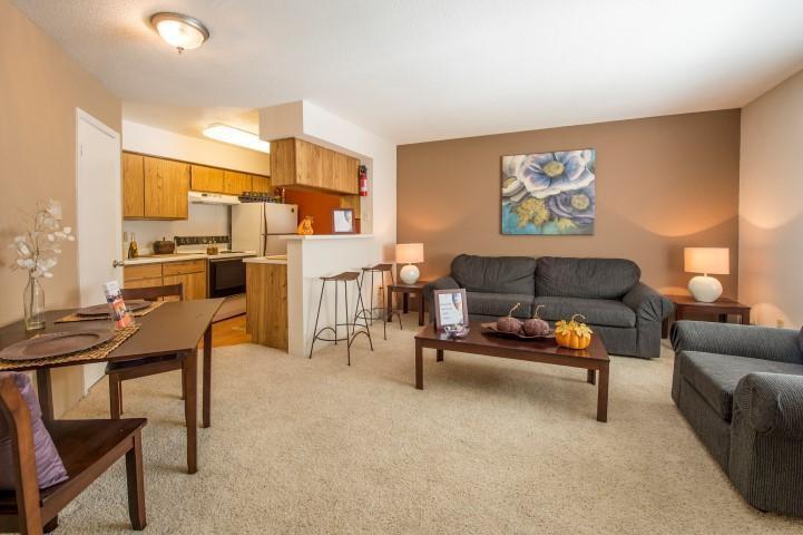 The Gardens Apartments rental