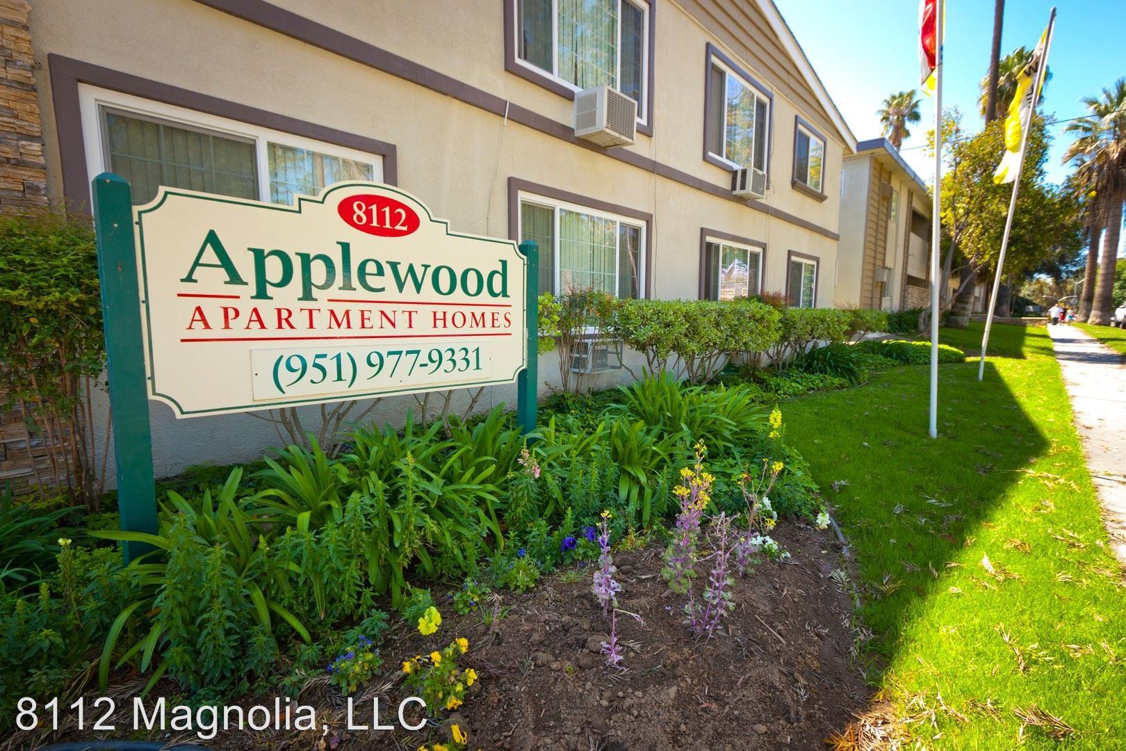 Apartments Near La Sierra Applewood for La Sierra University Students in Riverside, CA