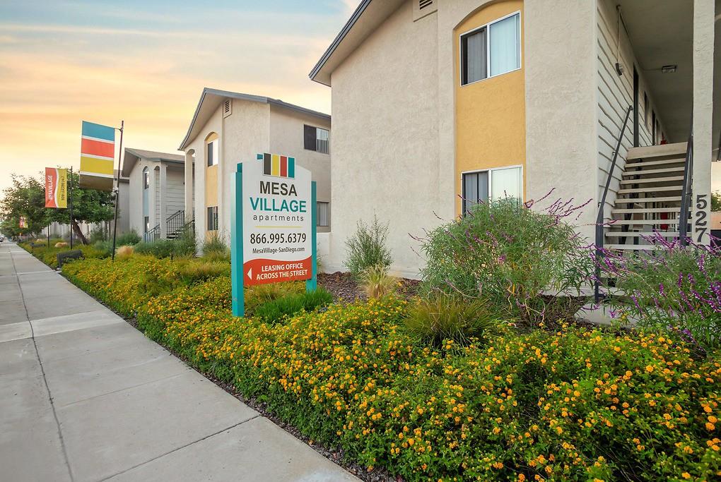 Mesa Village for rent