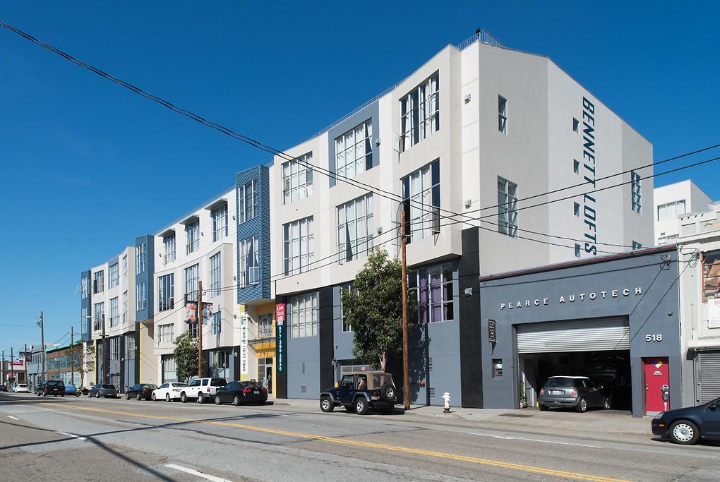 Apartments Near CCA Bennett Lofts for California Culinary Academy Students in San Francisco, CA