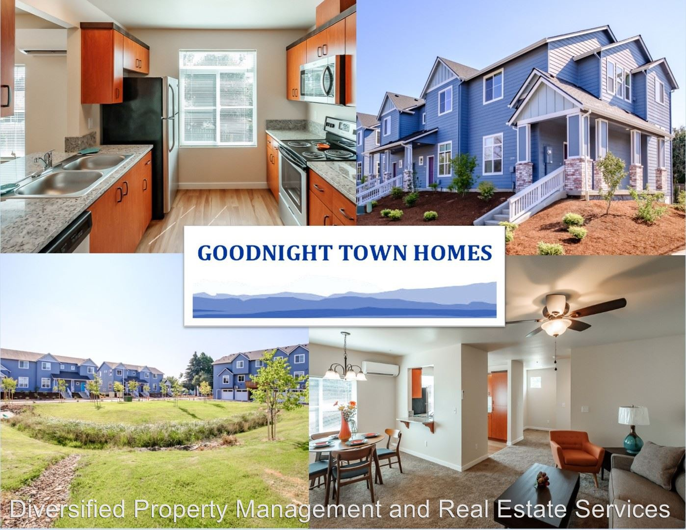 Apartments Near Phagans Beauty College Goodnight Townhomes for Phagans Beauty College Students in Corvallis, OR