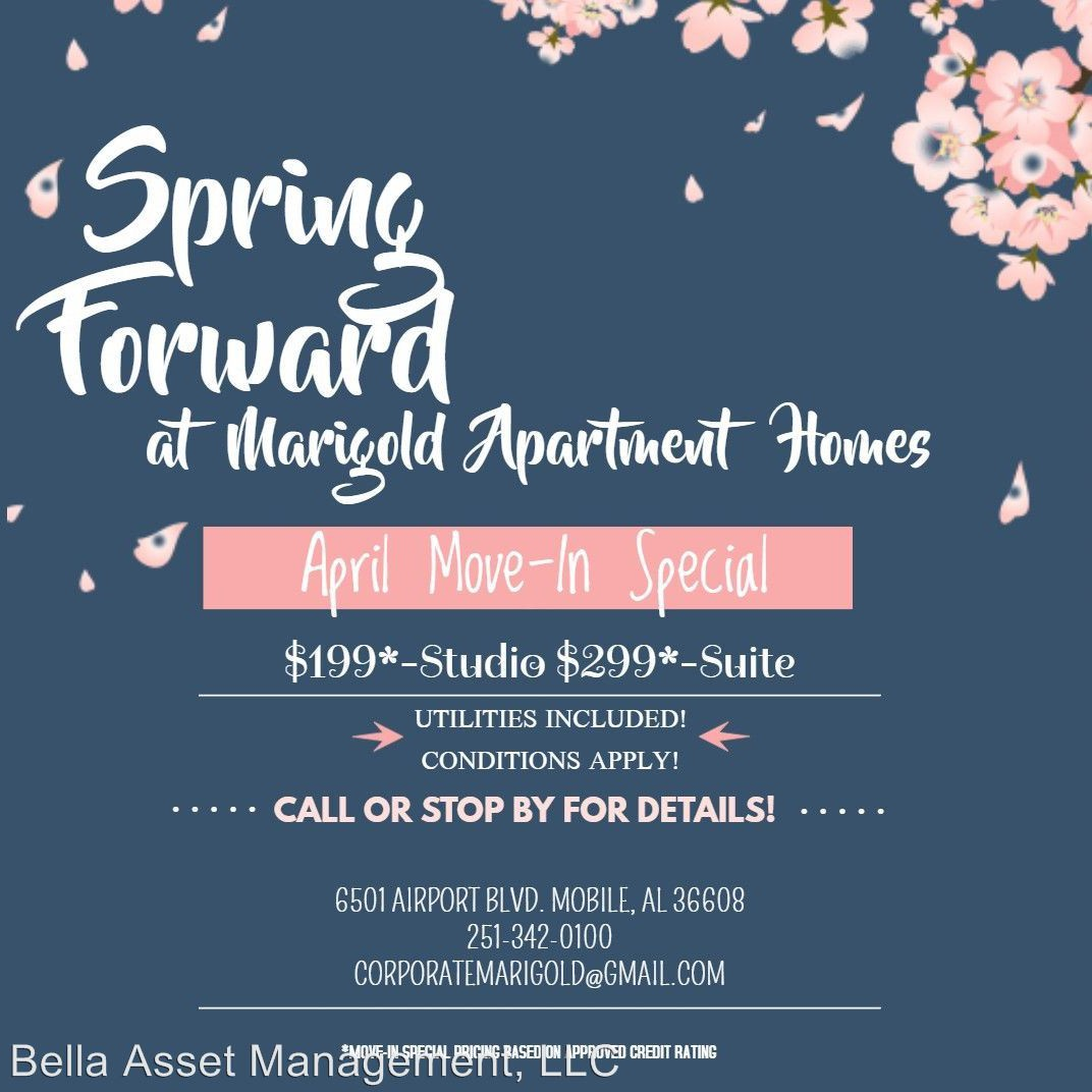 Apartments Near Spring Hill 6501 Airport Blvd for Spring Hill College Students in Mobile, AL