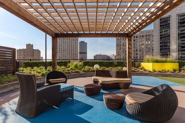 Detroit City Club Apartments photo
