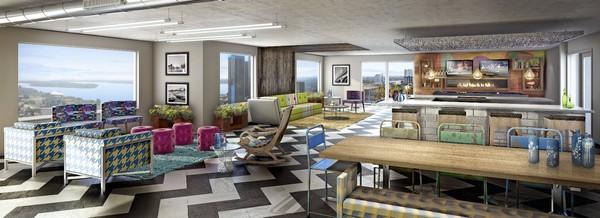 Renaissance City Club Apartments for rent