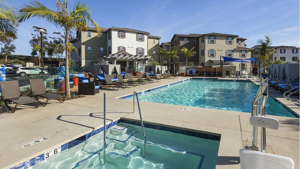 Apartments Near Santa Barbara Arrive Los Carneros for Santa Barbara Students in Santa Barbara, CA