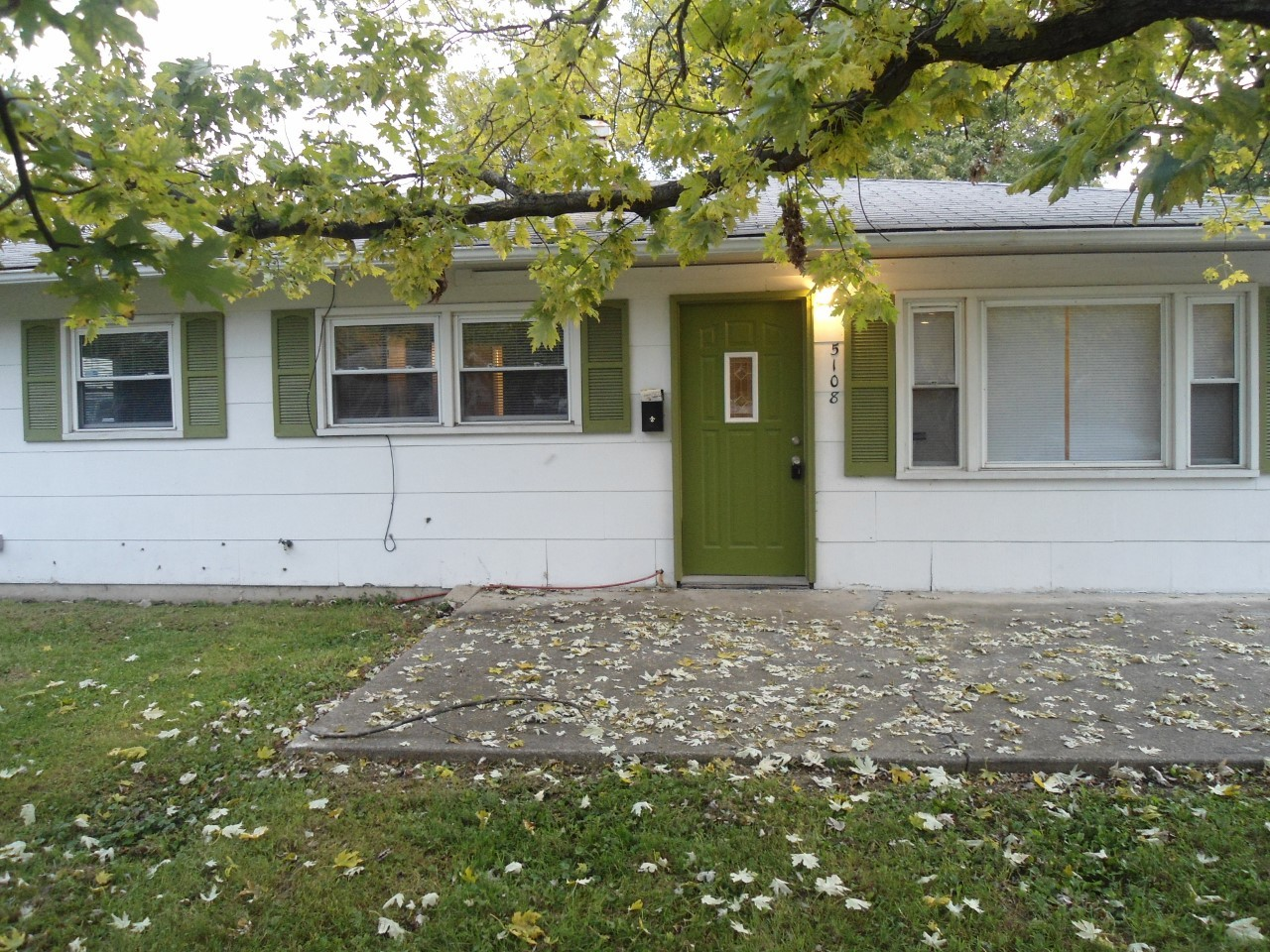 5108 W 32nd St Indianapolis IN 3 Bedroom Apartment