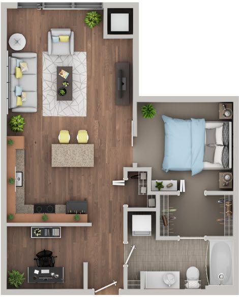 Ann Arbor Apartment Properties: Ann Arbor City Club Apartments, Ann Arbor