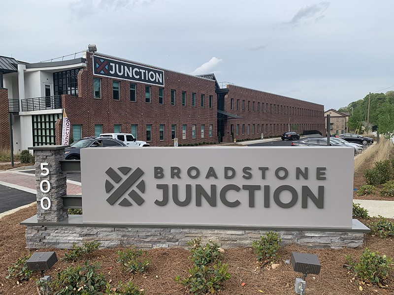 Broadstone Junction photo