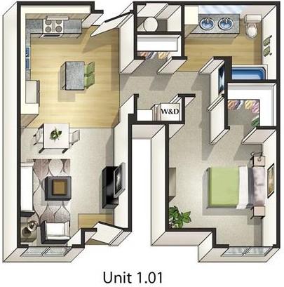 Arbour Square Apartments