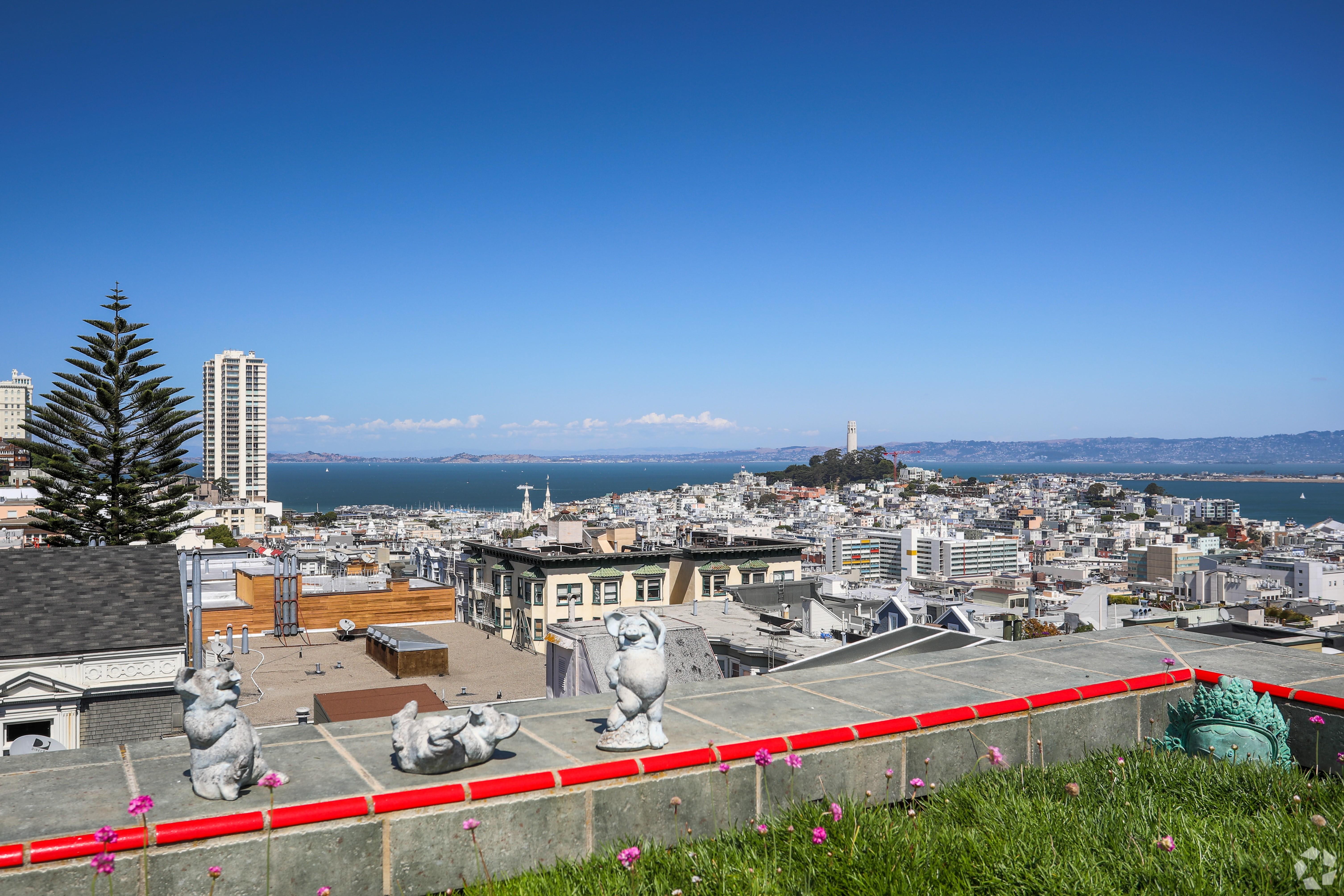 Mark Hopkins Rental Condominiums