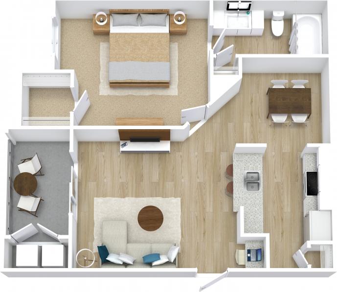 Newport Colony Apartments