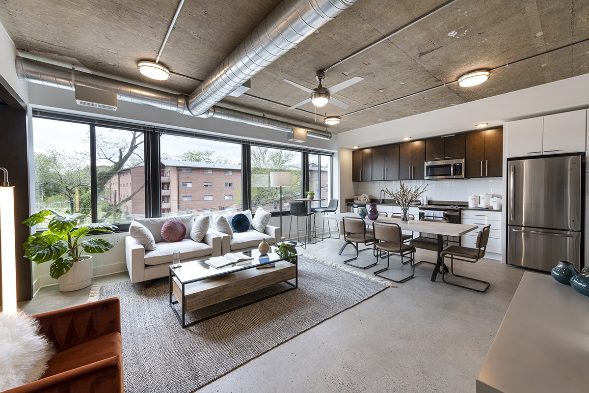 Mission Lofts Apartments