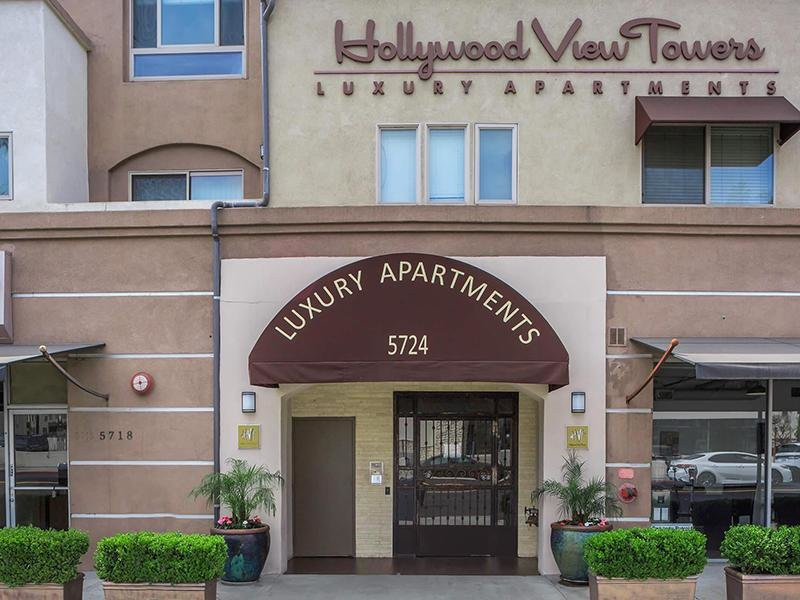 Hollywood View Towers