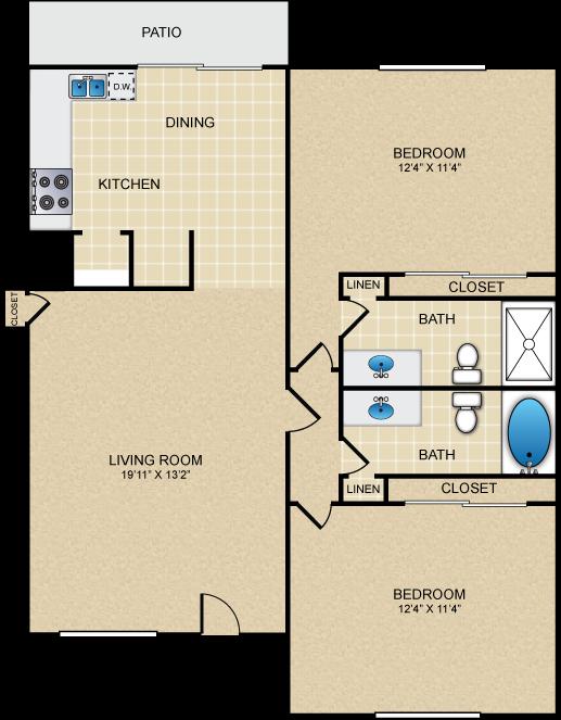 Saddleback Ranch Apartments