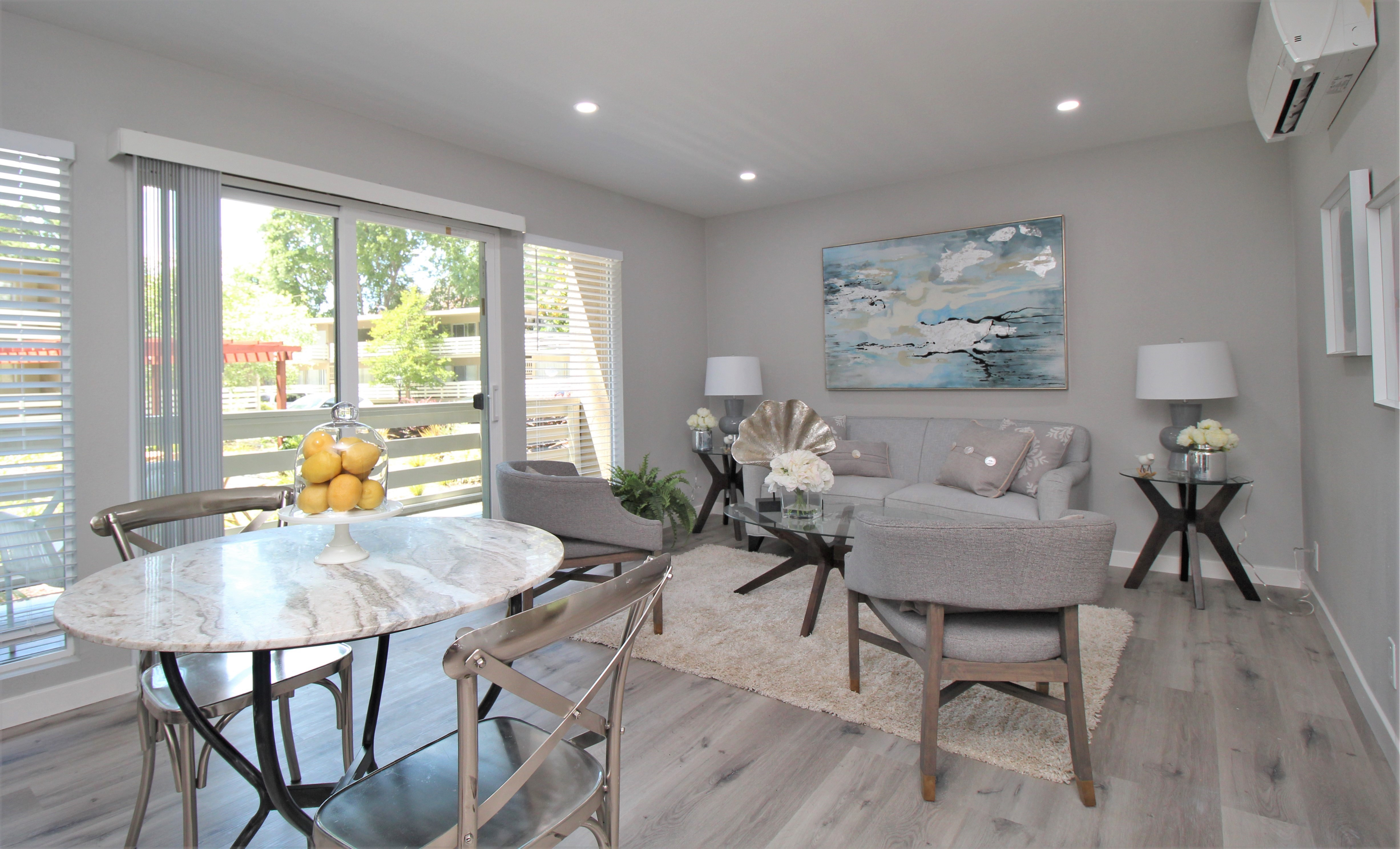 Redwood Creek Apartments rental