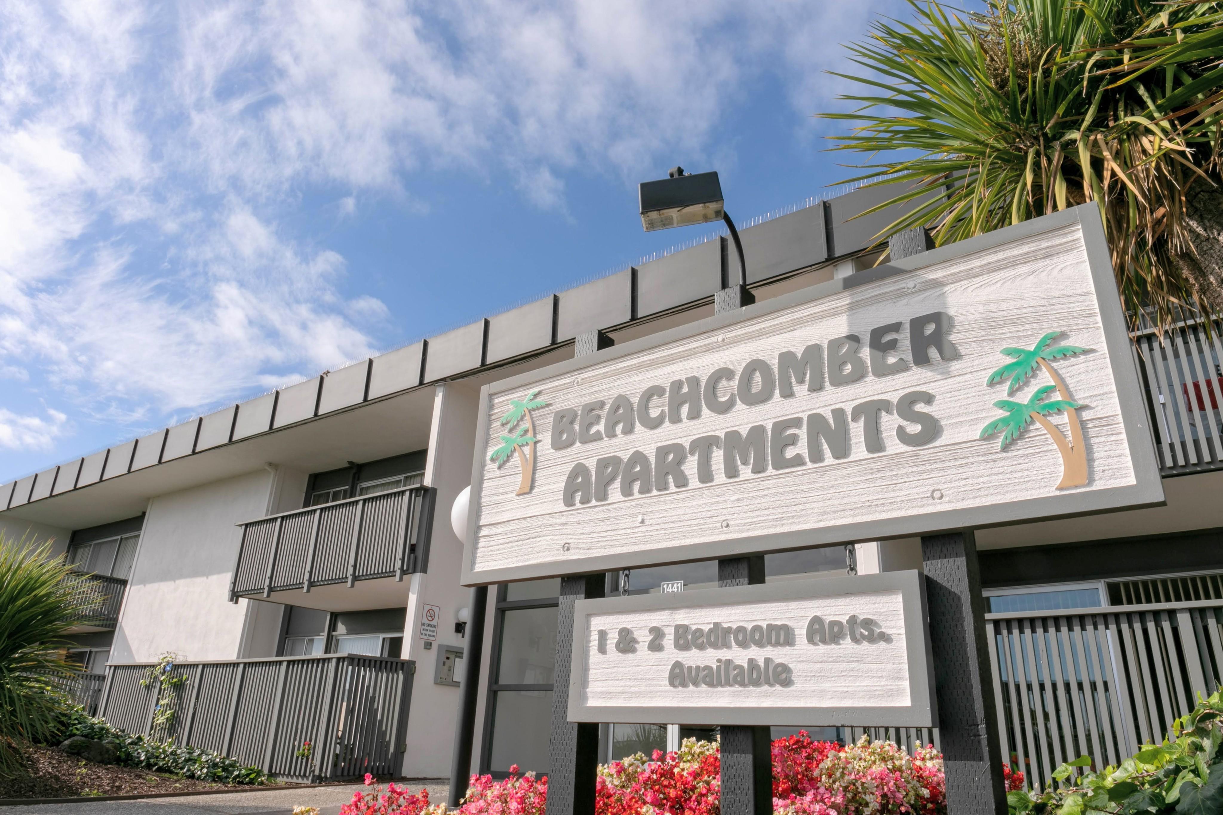 Beachcomber Bali for rent