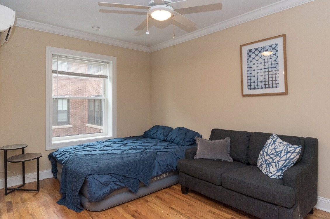 721 W. Belmont for rent