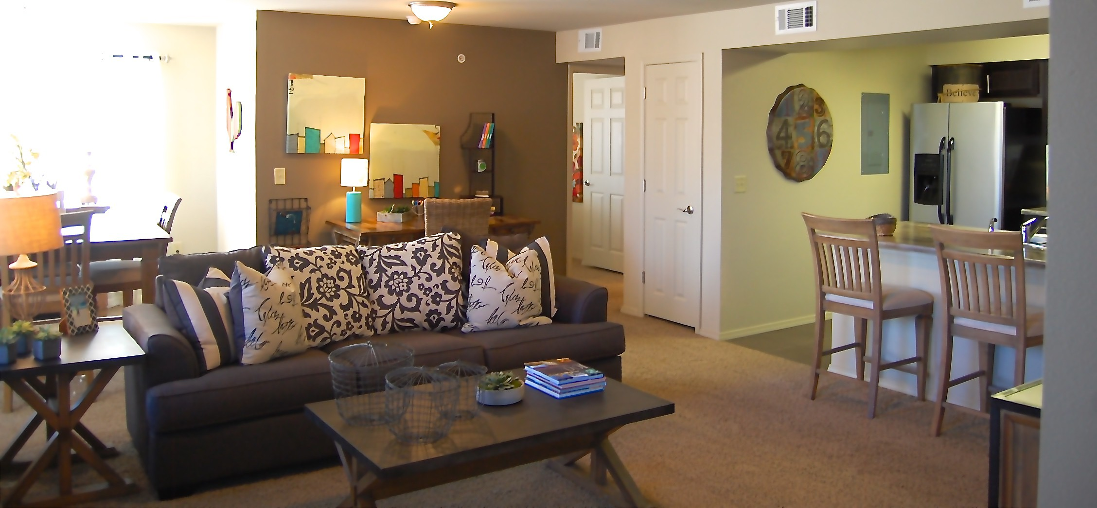 Apartments Near WTAMU Park at Coulter for West Texas A&M University Students in Canyon, TX
