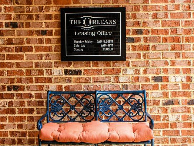 The Orleans of Decatur rental