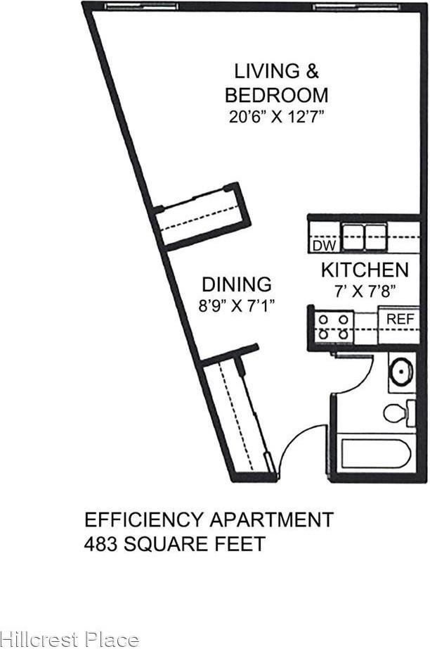Hillcrest Place rental