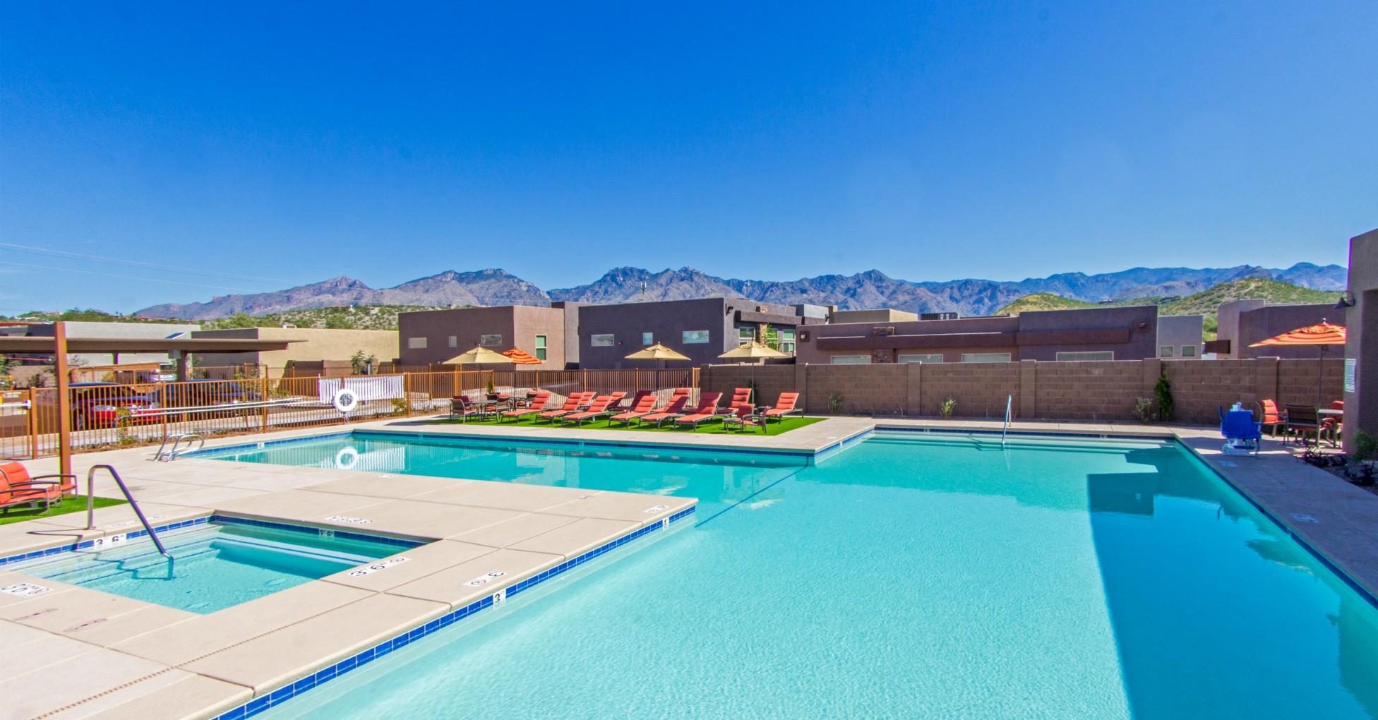 Live at Sabino Vista Apartment Homes