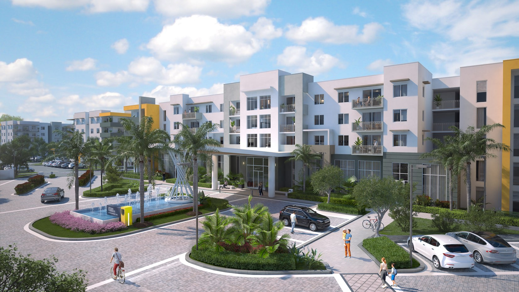 Apartments Near Keiser The Residences | Uptown Boca for Keiser University Students in Fort Lauderdale, FL