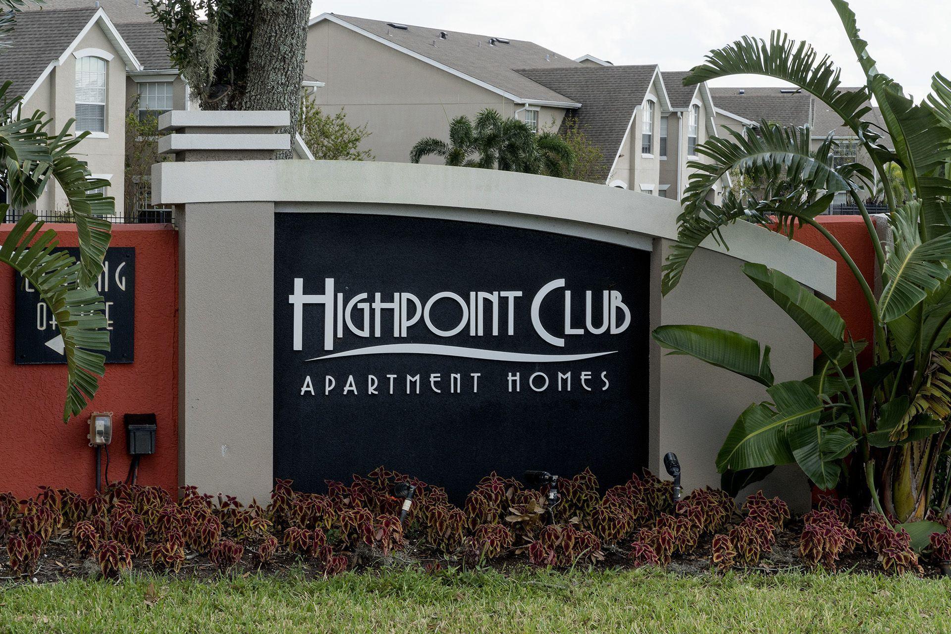 High Point Club Apartments