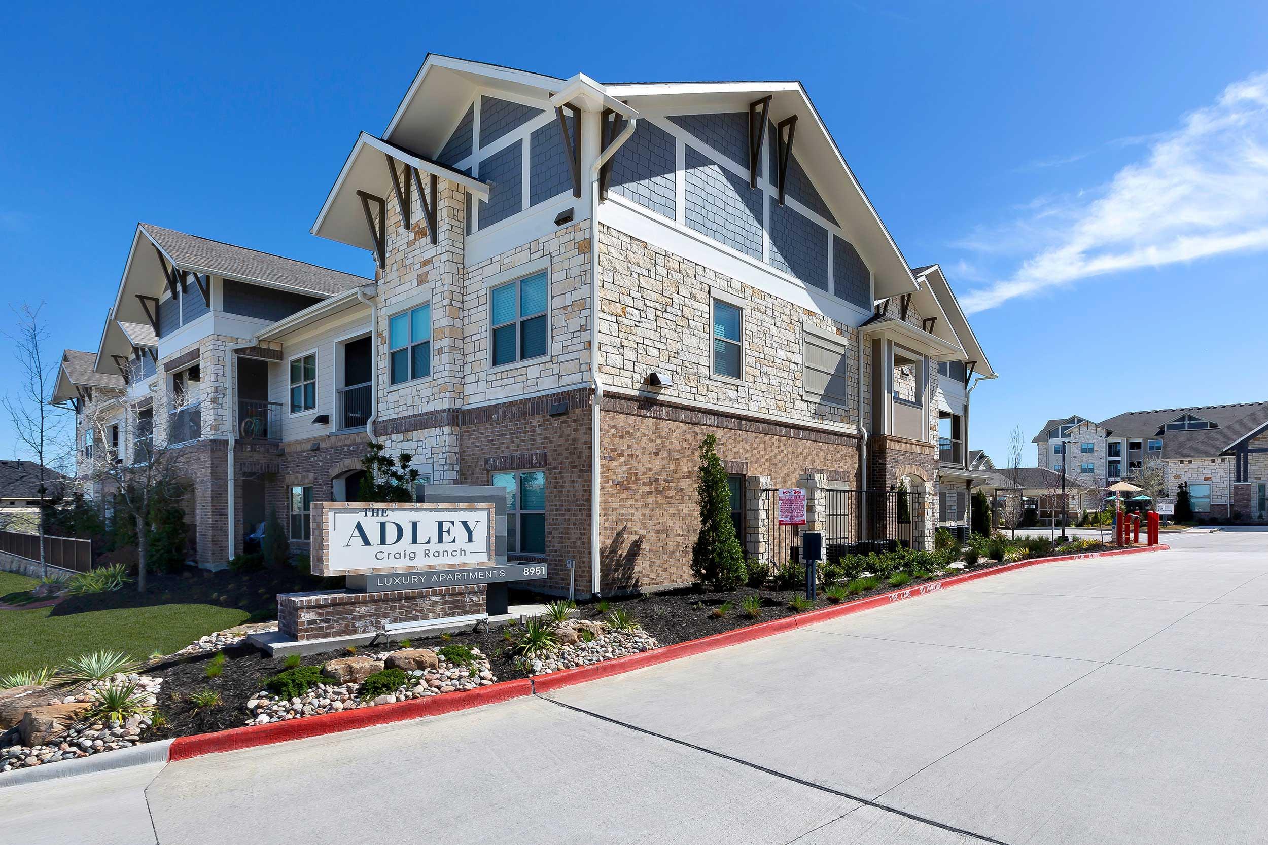 Apartments Near Collin College The Adley Craig Ranch Apartment Homes for Collin College Students in McKinney, TX