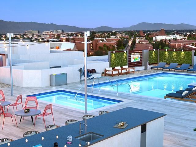 Aspire Tucson: Off-Campus Student Housing