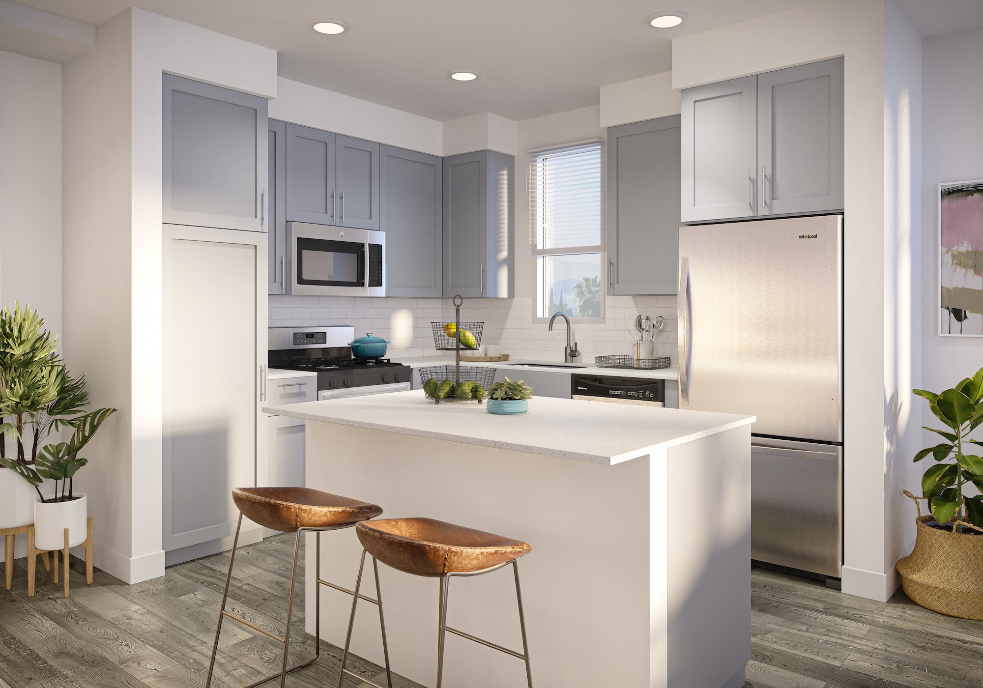 Lincoln Village Apartment Homes photo
