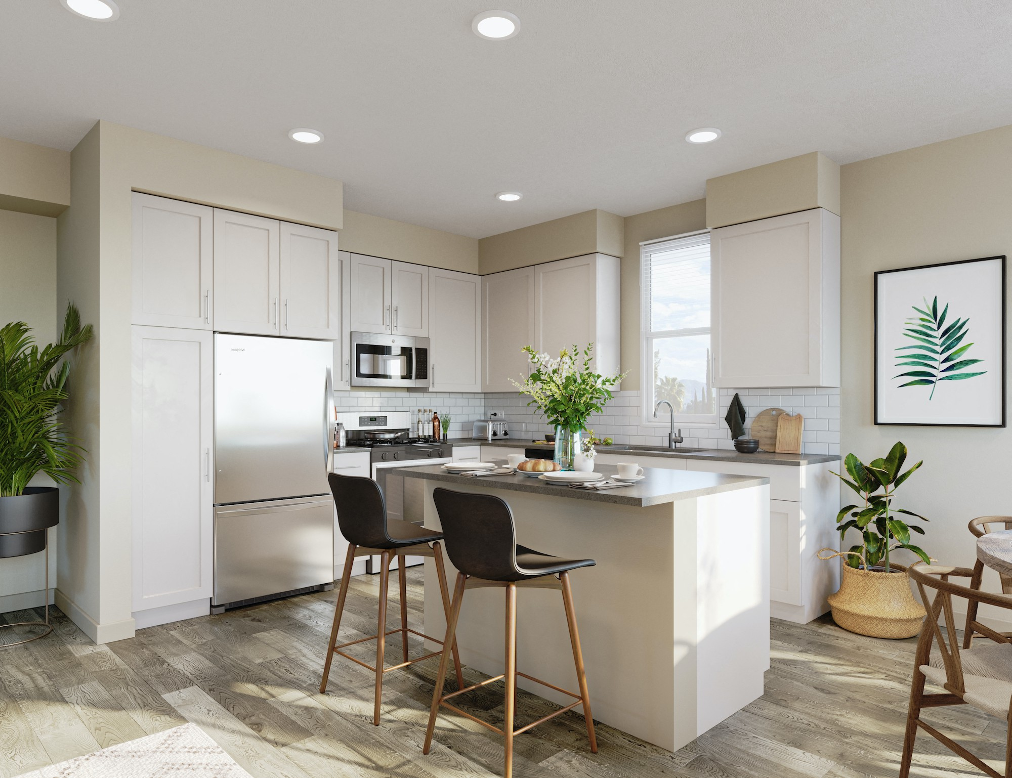 Lincoln Village Apartment Homes rental