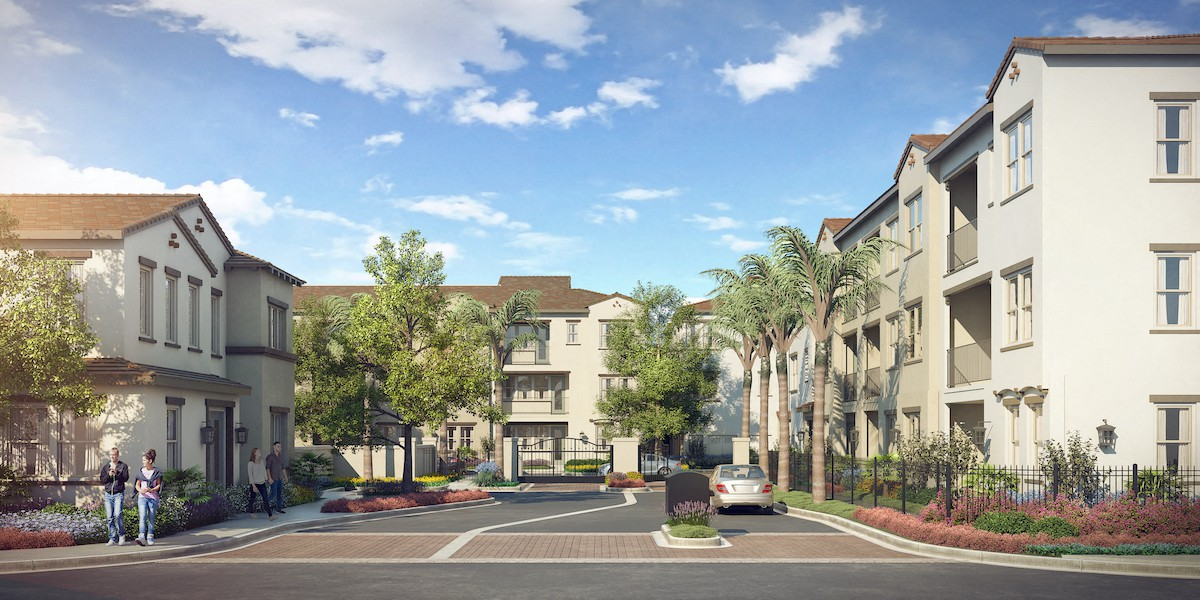Live at Lincoln Village Apartment Homes